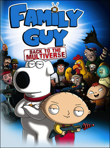 скачать Family Guy: Back to the Multiverse (RePack) [2012, Action / 3D / 3rd Person]